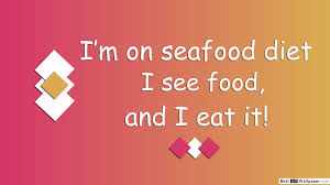 Seafood diet HD wallpaper download