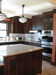 colors of wood furniture. kitchen cabinets with white backsplash colors of wood furniture