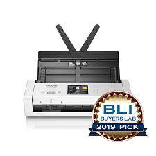 <b>ADS</b>-<b>1700W</b>   Compact Document Scanner   <b>Brother</b> UK