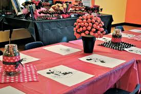 Minnie Mouse Baby Shower Decorations Baby Shower Decoration Ideas Diy Baby Shower Decorations Baby