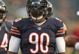 Chicago Bears Depth Chart Projection Series Defensive End