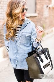 Незаменимый деним: Выбираем <b>джинсовую рубашку</b> ...