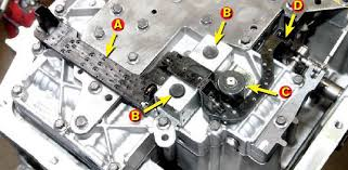 techtips ford aod and 4r70w transmission history and evolution the aode originally had a raw wiring harness that connected the multiplex system plug to the shift control solenoids and converter lockup solenoid