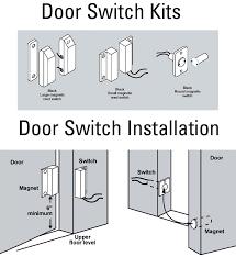 door switch installation guide