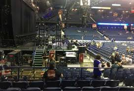Allstate Arena Hockey Seating Chart Allstate Arena Section 104 Row F Home Of Depaul Blue