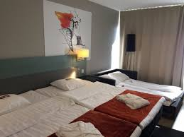 Superior Scandic Rosendahl: Room 3rd Floor, Beds For 2 Adults And 2 Children