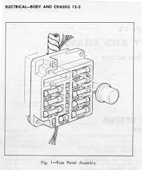1969 mustang fuse box diagram image details 1969 corvette fuse box diagram