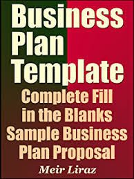 Sample Business Plan Outline Amazon Com How To Write A Great Business Plan Harvard Business