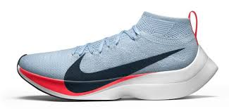 nike new shoes. the zoom vaporfly elite, a customized shoe to be used for breaking2 project, as nike calls its effort crack two-hour mark in marathon. new shoes x