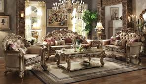 aico living room sets. formal dining room sets vendomelivingroomsetingoldchenilleacmefurniture aico living a