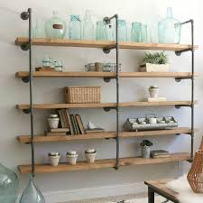 <b>DIY industrial pipe</b> shelves | Step by step tutorial on this shelf fun ...