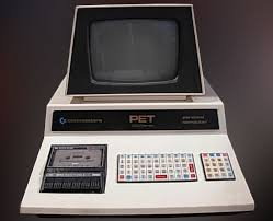 the history of computers during my lifetime s photo of a commodore pet