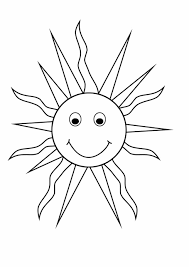 Small Picture Beautiful Sun Coloring Page Pictures New Printable Coloring
