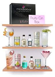 picture of fruity gin box