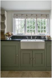 Country Kitchens On Pinterest Kitchen Green Kitchen Cabinets Pinterest Image Of Green Kitchen