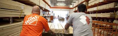 images home depot. team depot and rubicon gather supplies in a home store images