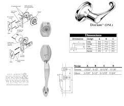 door handle parts. Kwikset Door Knob Parts Photo - 1 Handle