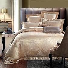 designer duvet covers 4 green jacquard satin bedding set king queen luxury duvet cover t a y