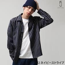 オープンカラーシャツメンズ2018秋のおすすめランキング1ページ