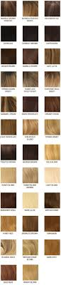 Sample Hair Colors Chart Hair Color Sample Pictures Sbiroregon Org