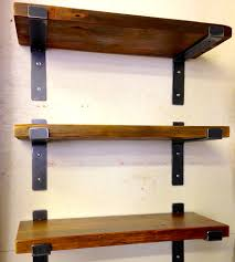 rustic wood wall shelf decorating rustic wood shelving unit reclaimed wood dining wood beam