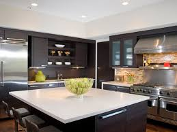 Kitchen Modern Modern Kitchen Backsplashes Pictures Ideas From Hgtv Hgtv