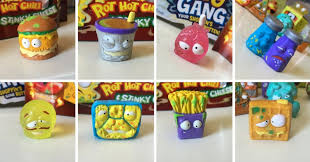Grossery Gang Vile Vending Machine Stunning Check Out Our GROSSERY GANG Season 48 Toys Collection Best Gifts