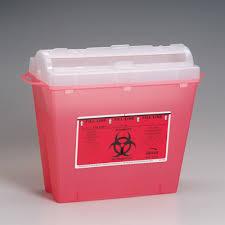 sharp disposal. first aid only sharpsentinel® sharps container m943 sharp disposal