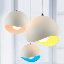 decorative pendant lighting. New Modern Art Colored Pendant Lights Kitchen Restaurant Decorative  Lamps Hanging Light Fixtures For Dinning Room-in From Decorative Pendant Lighting