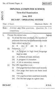 operating system engineering and technology computer  operating system 2012 engineering and technology computer science and engineering diploma university