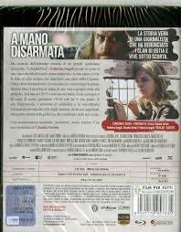 Gerini, Pannofino, Frezza A Mano Disarmata (br+dv) Combo DVD + BLU RAY