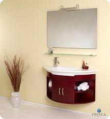 affordable bathroom vanities canada. fresca - chiaro bathroom vanity w/ deep red oak finish fvn3542 affordable vanities canada m