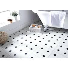 self adhesive floor tiles self adhesive floor tiles black white diamond effect these stylish black white