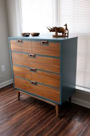 painted mid century furniture48 best Painted dressers images on Pinterest  Painted dressers
