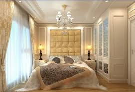 tall headboards ideas a dramatic wall decoration in the bedroom