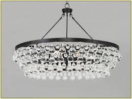 robert abbey bling chandelier look 4 less