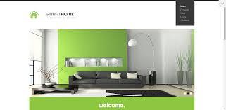 Small Picture 20 Modern Interior Design Furniture WordPress Themes KGN