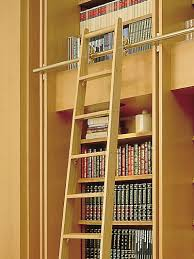 Library and Loft Ladder Finish Options