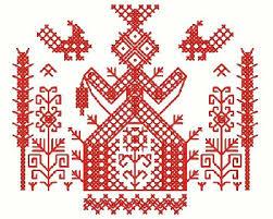 Славянская богиня Макошь. Мать сыра Земля у славян