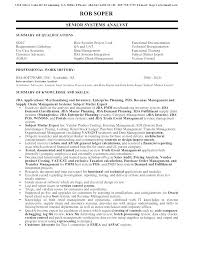 Business Analyst Resume Example Business Analyst Resume Keywords ...