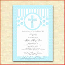 Catholic Baptism Invitations Catholic Baptism Invitations Templates Beautiful Baptism Invitation