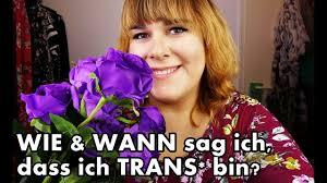 """""""Ich bin eine transsexuelle Frau - und endlich glücklich"""