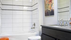 white tile gray grout bath home design ideas new ideas grey and white bathroom tile ideas