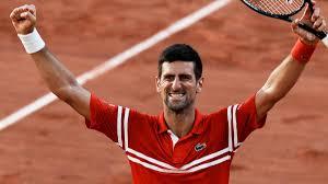 Check spelling or type a new query. Tennis French Open Djokovic Gewinnt Finale Gegen Tsitsipas Zdfheute