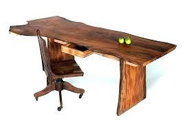 unique home office desks. Delighful Desks Wood Desk With Glass Top Tops For Desks Reclaimed  Home Office Unique Solid Legs