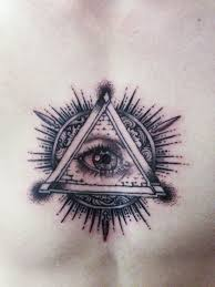 Traditional All Seeing Eye Tattoo Design Google Search 5555
