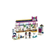 <b>Lego</b> конструктор Friends <b>Магазин аксессуаров Андреа</b> 41344 ...