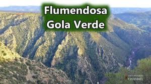 Gola Verde del Flumendosa a Orroli ~ 26 Gennaio 2017 | Viaggiare in  Sardegna - YouTube