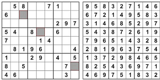 Sudoku Puzzel Solver Puzzling Behaviour Maths Professor Finds The Formula That Will