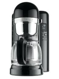 kitchenaid coffee maker parts cup coffee maker with one touch brewing quick start kcm04 kitchenaid pro